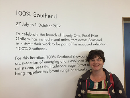 Opening exhibition at Unit Twenty-One Southend