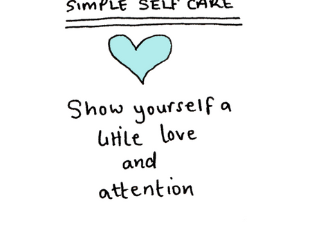 Simple selfcare - just start