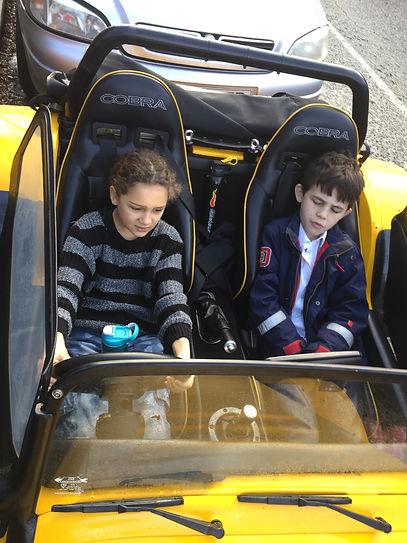 Westfied Car hire Caterham alternative