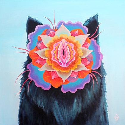 Pussycat print