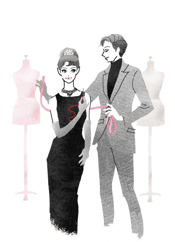 Hepburn & Givenchy