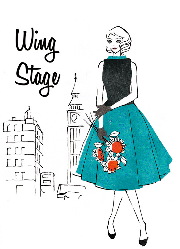 Wing Stage!