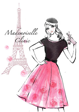 【WORK】Mademoiselle Clinic