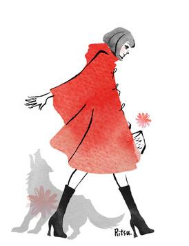 Red Riding Hood(赤ずきん)