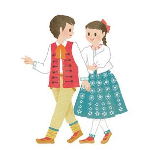 【work】ポーランド国立民族歌唱舞踏団「シロンスク」プログラム