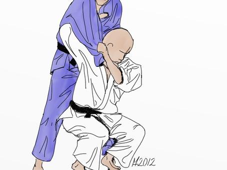 Allenamento judo Lavis