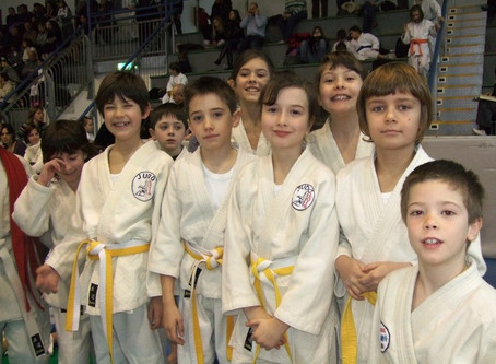 Torneo Judo Lavis