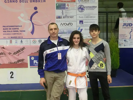 Trofeo Italia Giano dell'Umbria