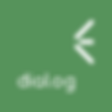 Dialog logo branco verde quadrado.png