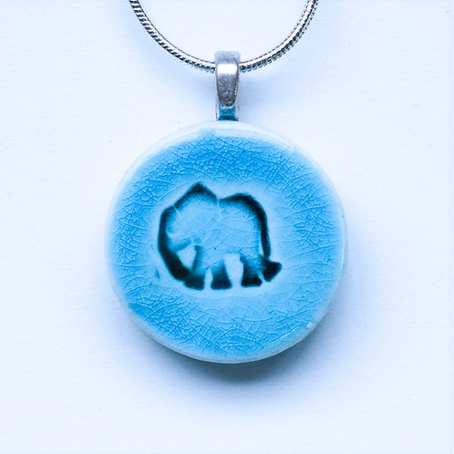 Small Blue Elephant