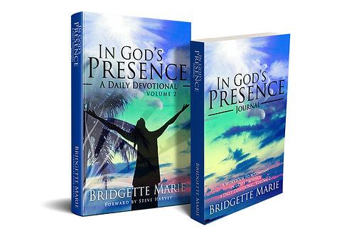 In God's Presence Vol 2 + Journal