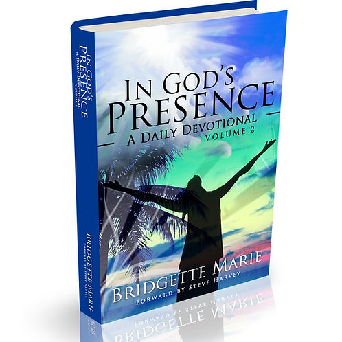 In God's Presence: A Daily Devotional Vol 2