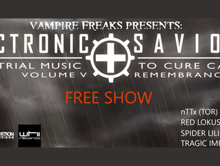 FREE show June 15th