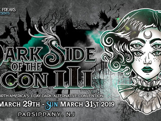 We've been added to Dark Side of the Con!!