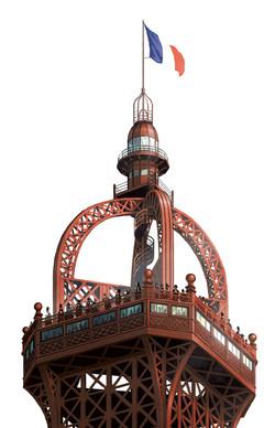 La tour de M. Eiffel... - 2011