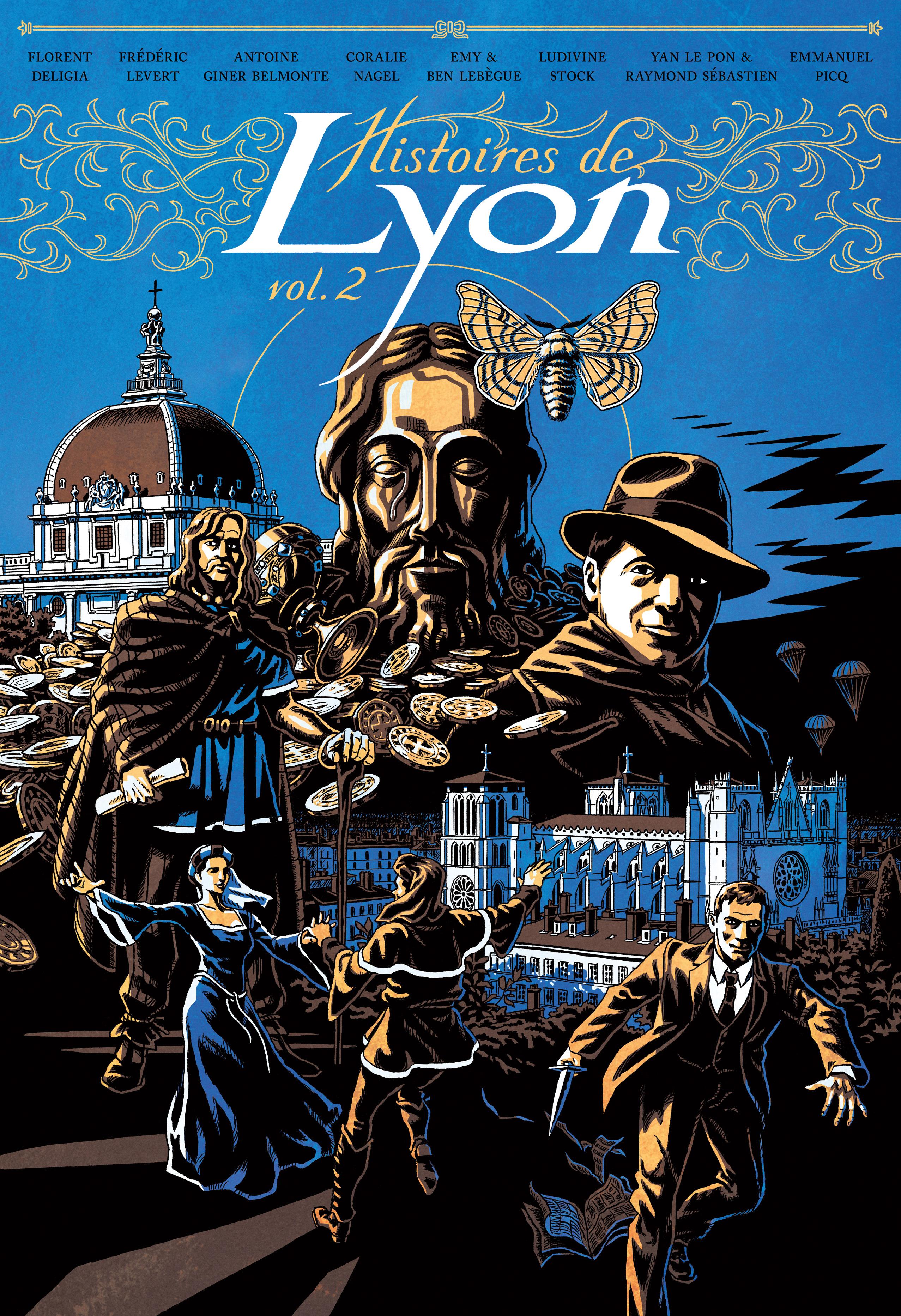 Histoires de Lyon vol.2 - 2014