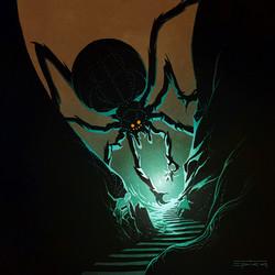 Arachne (Le Seigneur des annneaux)