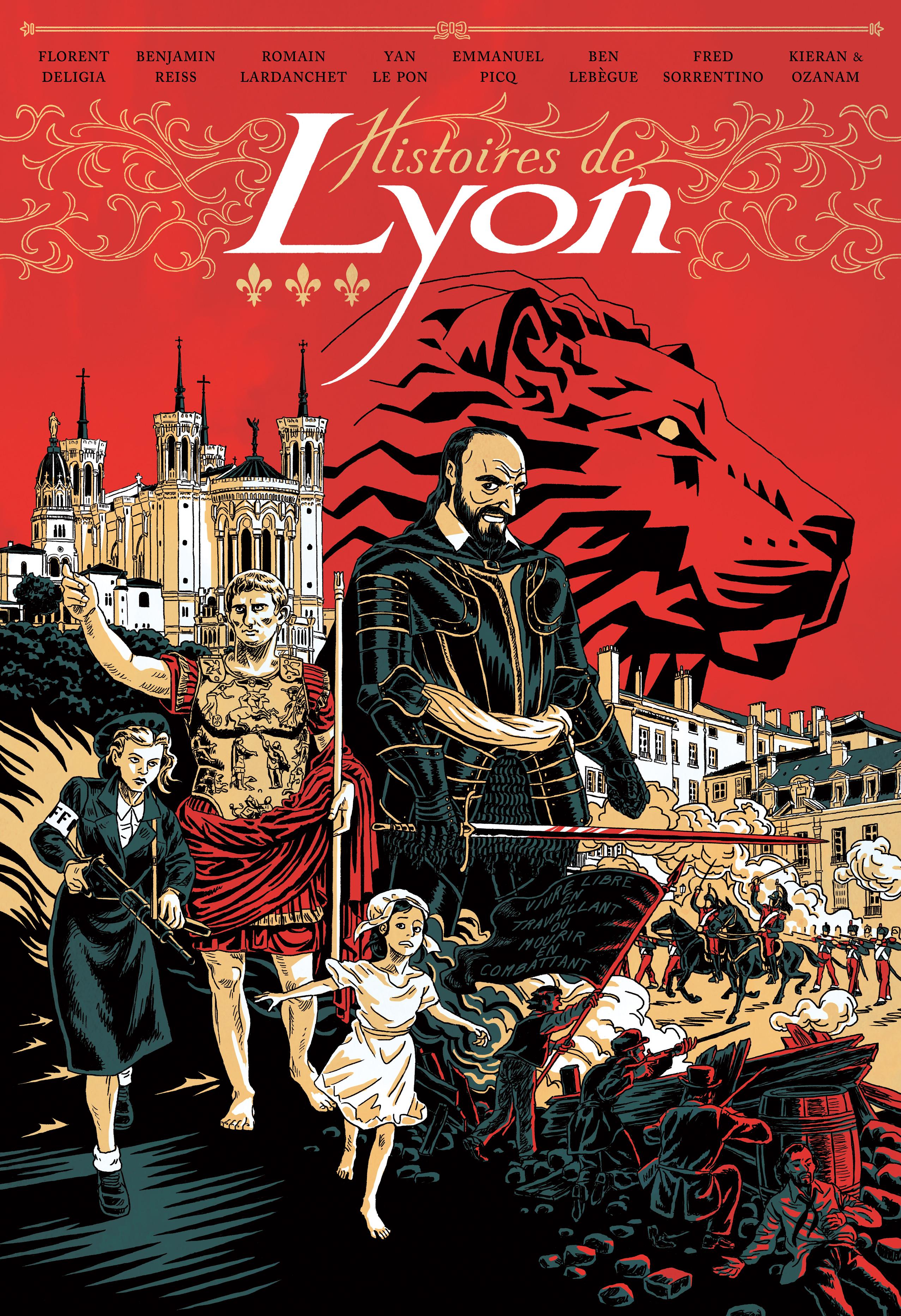 Histoires de Lyon vol.1 - 2012