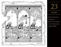 Inktober 2019 - 23. ANCIENT
