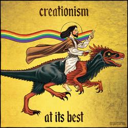Le créationnisme à son meilleur