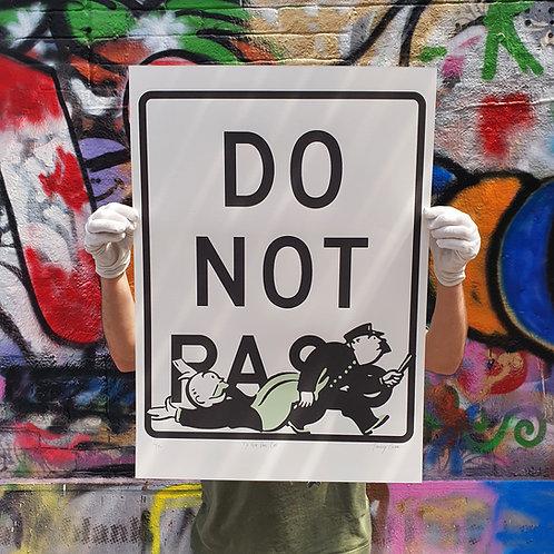 Do Not Pass Go (Green)