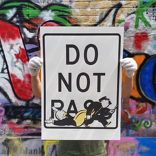Do Not Pass Go (Yellow)
