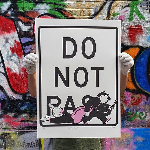 Do Not Pass Go (Pink)