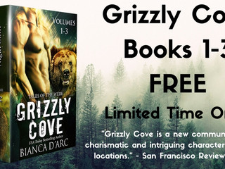 Grizzly Cove Vol. 1-3 Anthology FREE