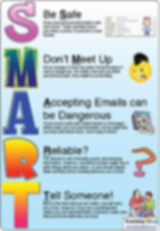 Online safety tips