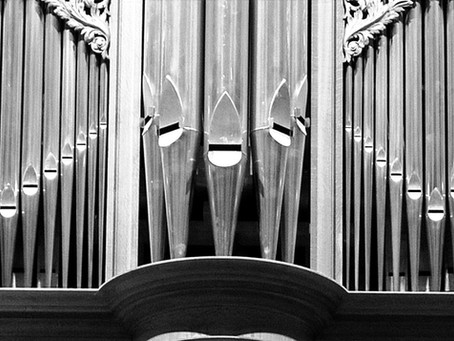 Heavenly Resonance: Self-Care and the Pipe Organ