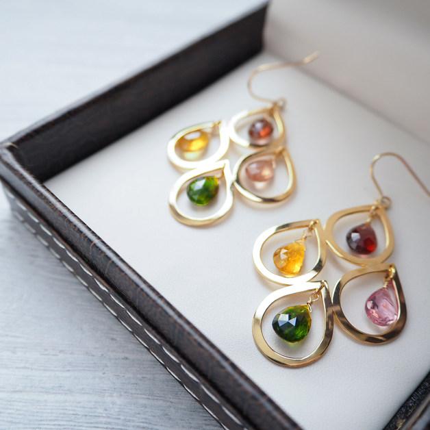 oriental pierced-errings