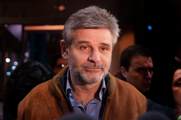 Daniel Filmus, candidate del Frente para la Victoria, Buenos Aires, 2011