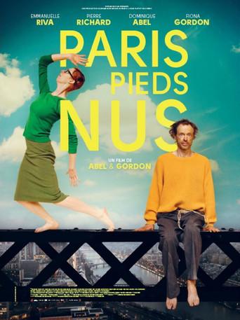 Affiche du film PARIS PIEDS NUS
