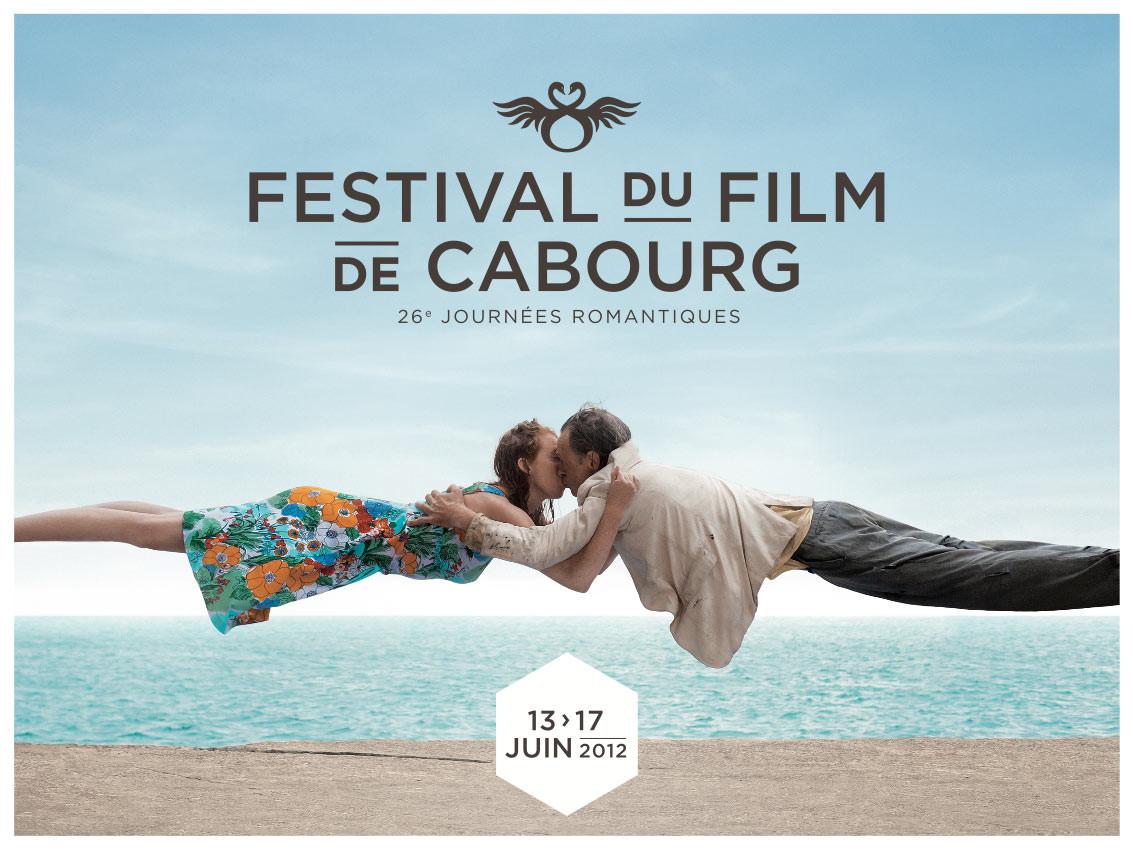 Affiche officielle du FESTIVAL DU FILM DE CABOURG