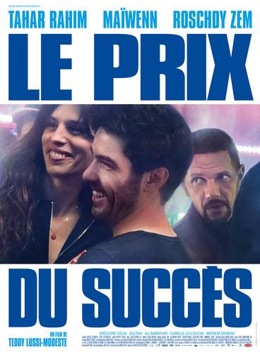 Affiche du film LE PRIX DU SUCCES