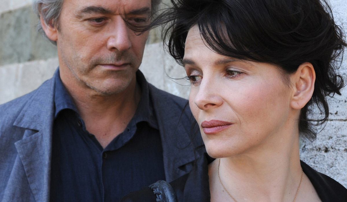 William Shimell & Juliette Binoche dans COPIE CONFORME de Abbas Kiarostami