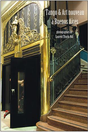 official poster  Tango & Art nouveau à Buenos Aires, 2013