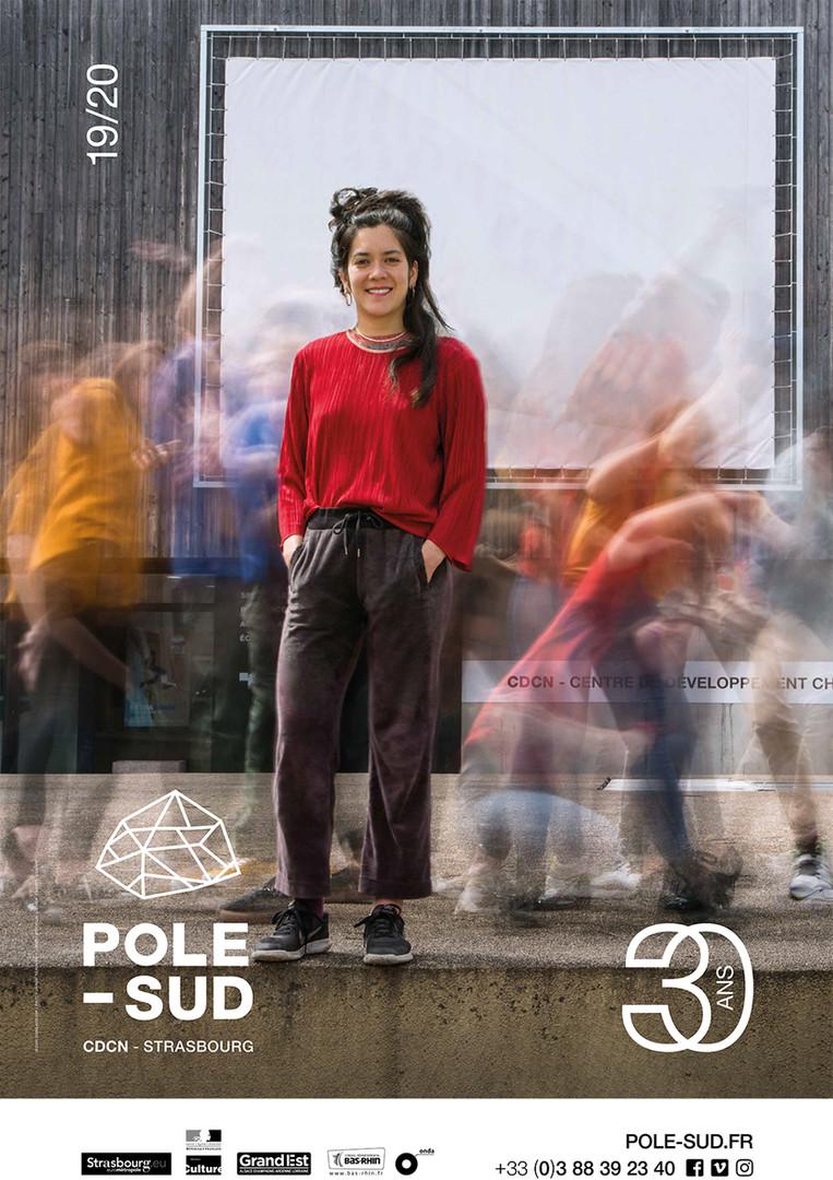 POLE SUD Centre National Danse STRASBOURG