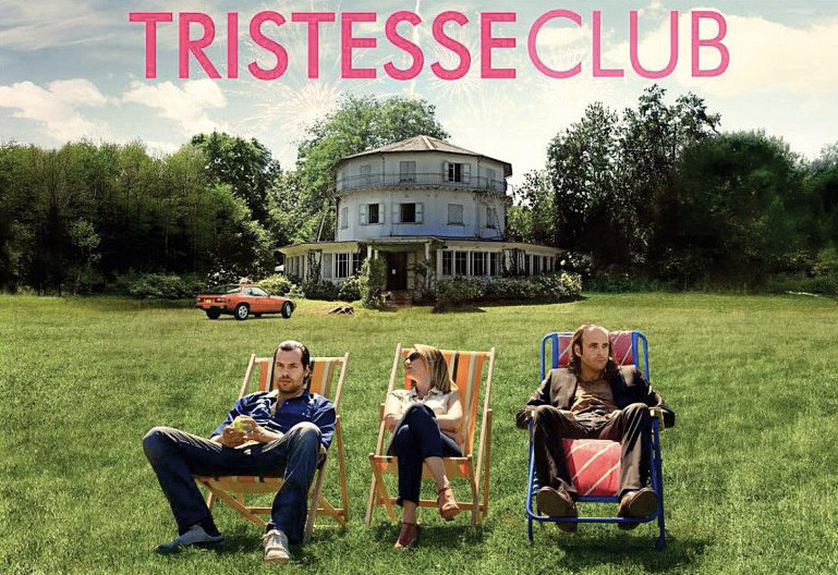 Affiche du film TRISTESSE CLUB