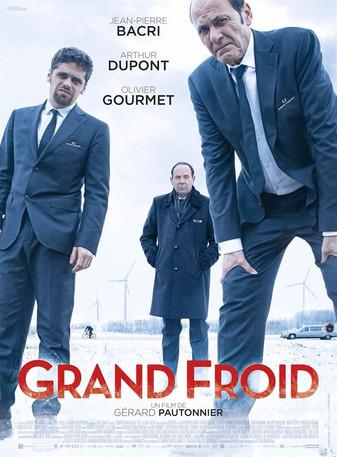 Affiche du film GRAND FROID