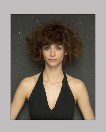 Eve Bonfanti, singer (2015)
