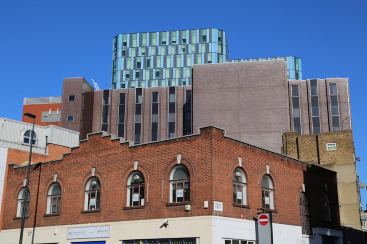 Lorenzo Street (London, 2014)