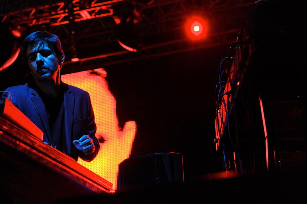 Laurent Garnier, Athènes, 2010 (commande du journal LE MONDE)