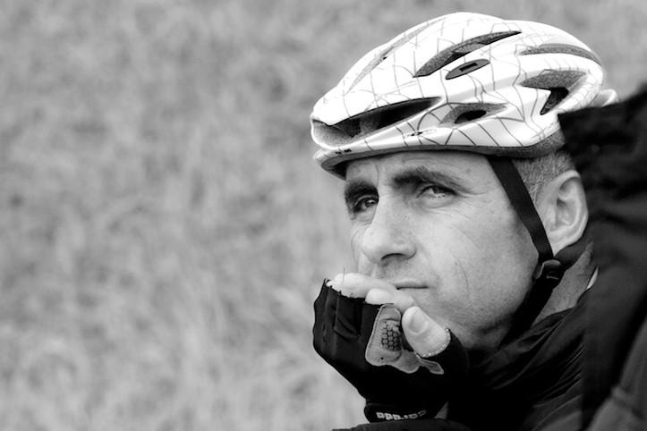 Laurent Jalabert, champion cycliste (2012)