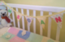 Why not try our lovely Lemon baby bunting as an alternative to traditional blue and pink....