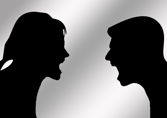 """""""You're Right!""""  Couples, Conflict and Counselling"""