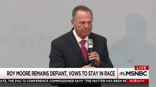 Love, Hate and Hypocrisy: What Psychology Says About Roy Moore