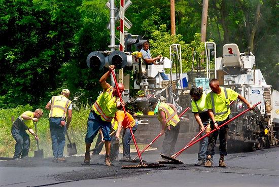 Superior Asphalt, Inc. Road Construction
