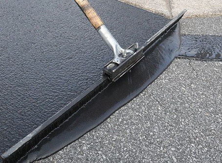 The Importance Of  Seal Coating And Crack Filling Your Asphalt Pavement