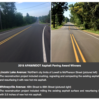 2019 MDOT/APAM AWARDS